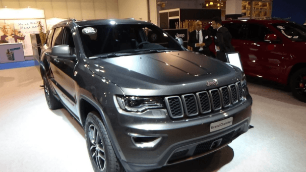 2020 Jeep Grand Wagoneer Redesign, Price and Concept