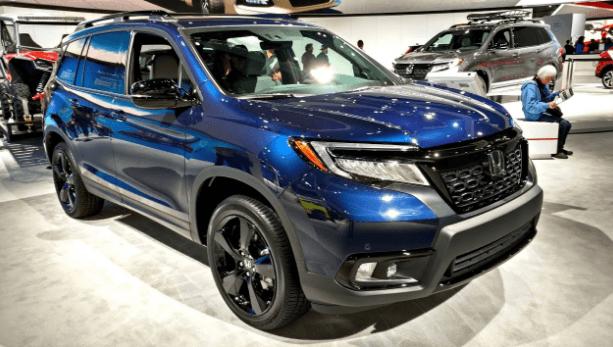 2021 Honda Passport Styling, Engine and Powertrain