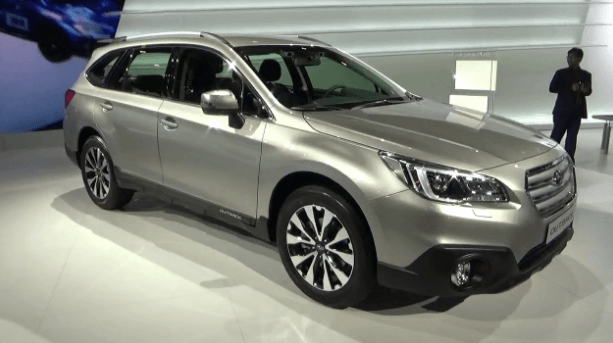 2020 Subaru Outback Interiors, Exteriors and Price