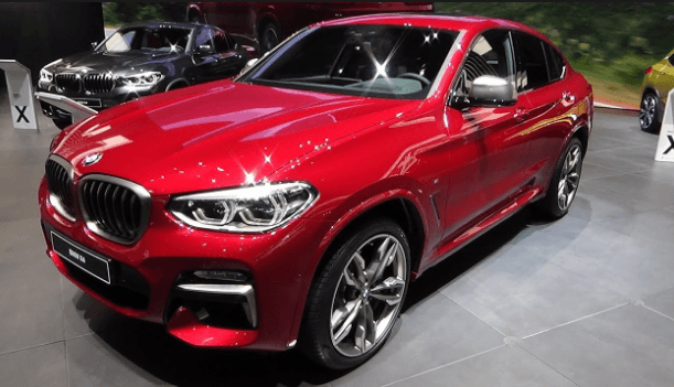 2020 BMW X4 Redesign, Interiors and Release