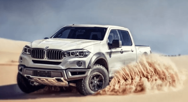 BMW Pickup Truck Concept, Specs and Interiors