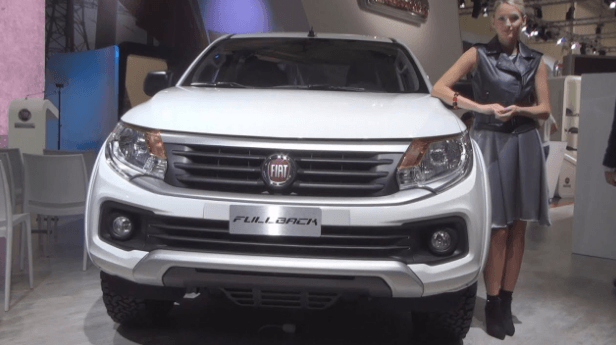 2021 Fiat Fullback Feature, Rumors and Redesign