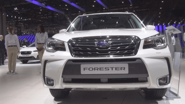 2020 Subaru Forester Redesign Turbo Review And Engine Options >> 2020 Subaru Forester Redesign Interiors And Release Date
