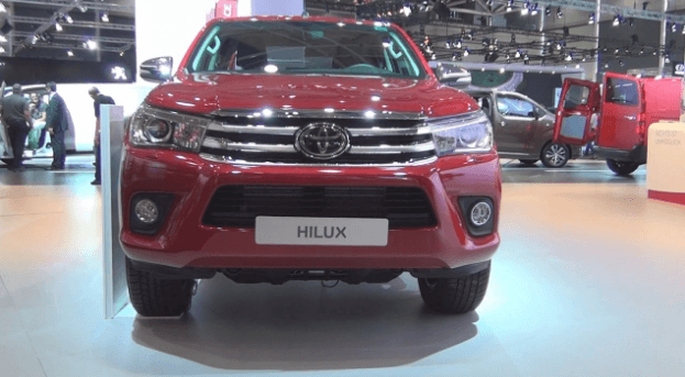 2021 Toyota Hilux Price, Redesign and Release Date