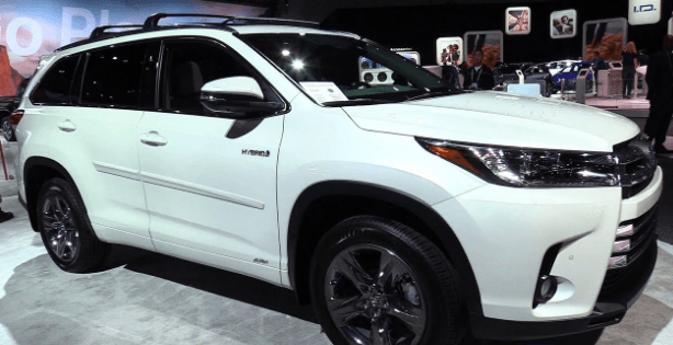 2021 Toyota Highlander Specs, Interiors and Release Date
