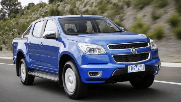 2021 Holden Colorado Exteriors, Redesign and Release Date