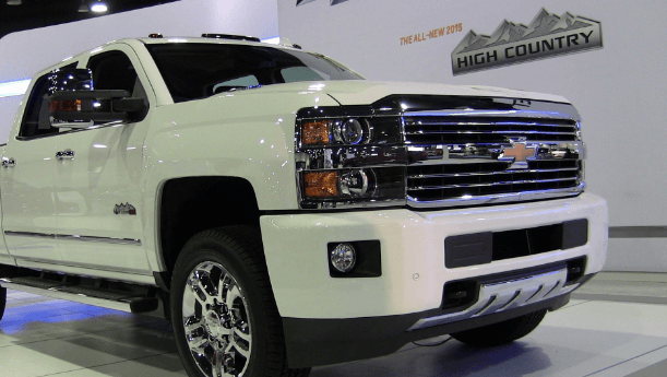 2021 Chevrolet Silverado 3500HD Exteriors, Interiors and Release Date