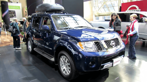 2021 Nissan Pathfinder Rumors, Price and Release Date