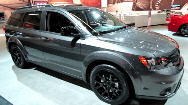 2020 Dodge Journey Redesign, Changes and Release Date