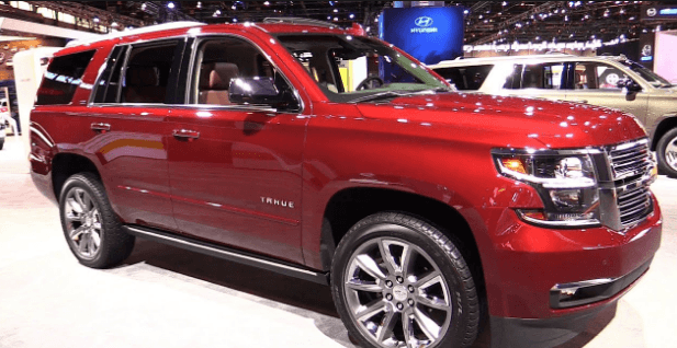 2021 Chevy Tahoe Redesign, Changes and Rumors