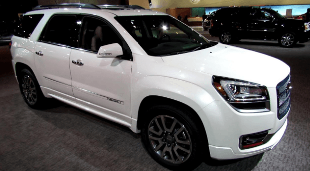 2020 GMC Acadia Redesign, Exteriors and Concept