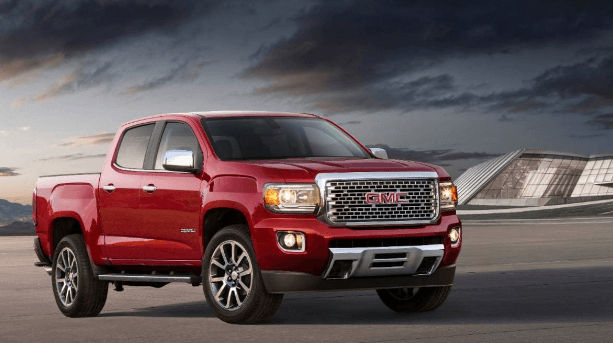 2021 GMC Canyon Diesel Engine, Price and Styling